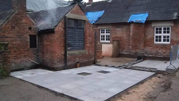 Village Hall Improvement Grant Fund - NOW CLOSED