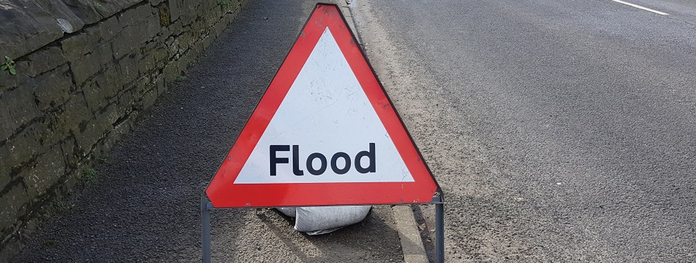 New flood warning system for Etwall