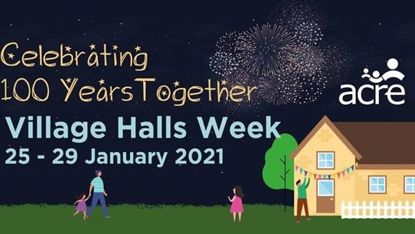 Get Involved with Village Halls Week 2021