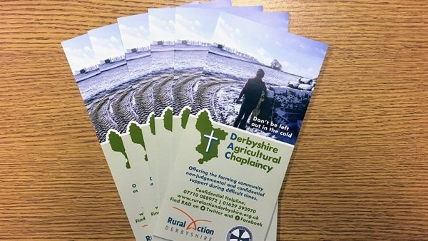Agricultural Chaplaincy Service Leaflet